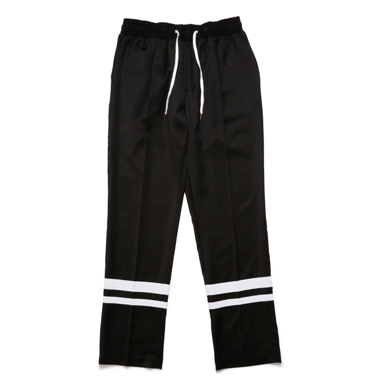 TROUSERS -BLACK×WHITE-