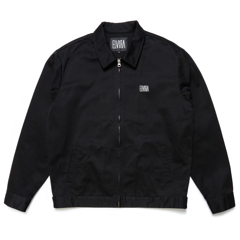 DRIZZLER JACKET -BLACK-
