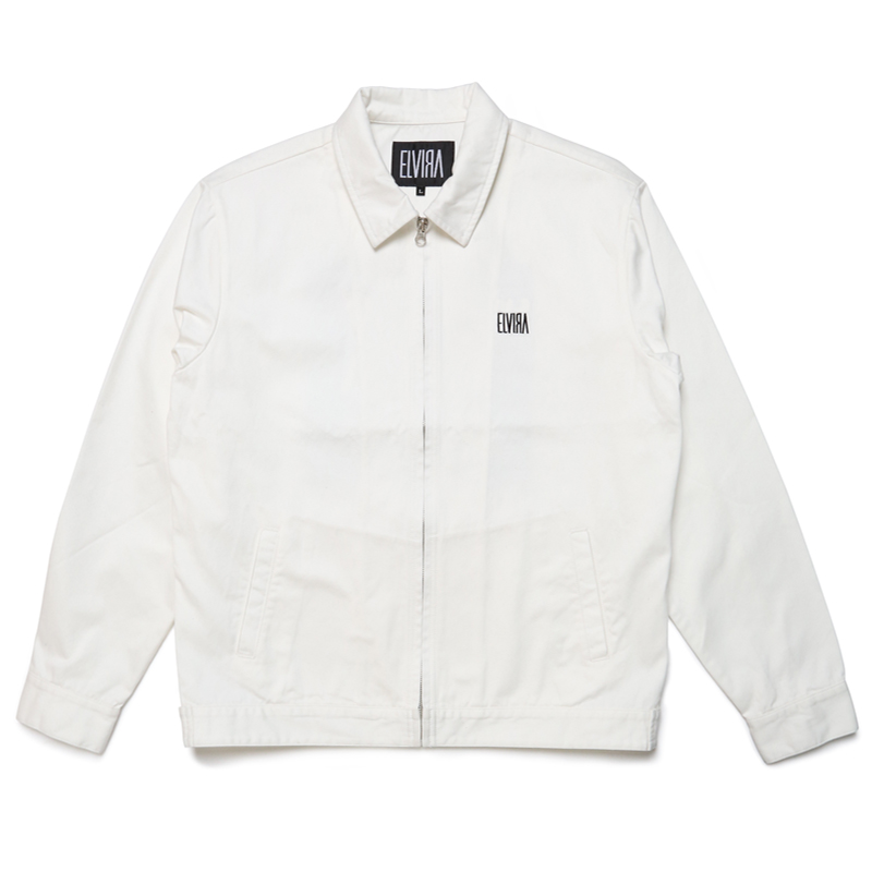 DRIZZLER JACKET -WHITE-
