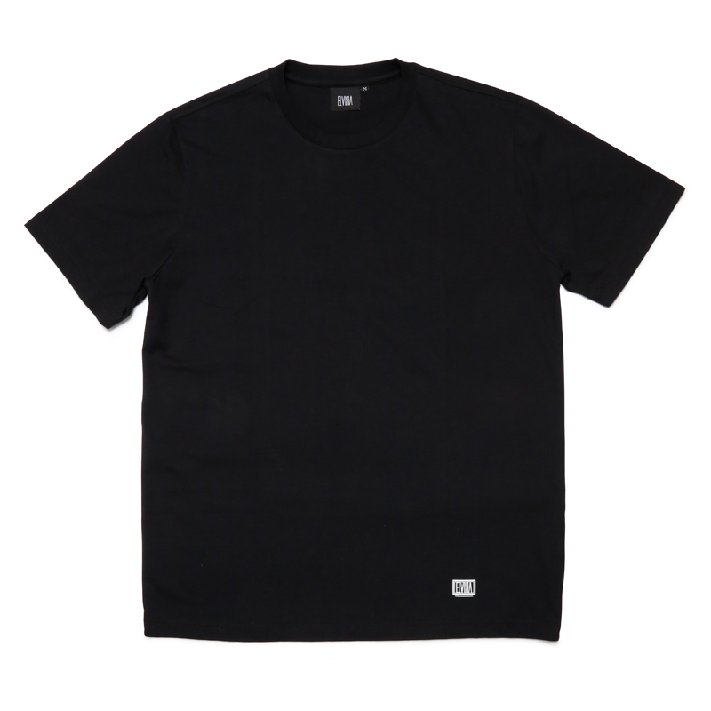 BASIC CREW T-SHIRT -2pcs-