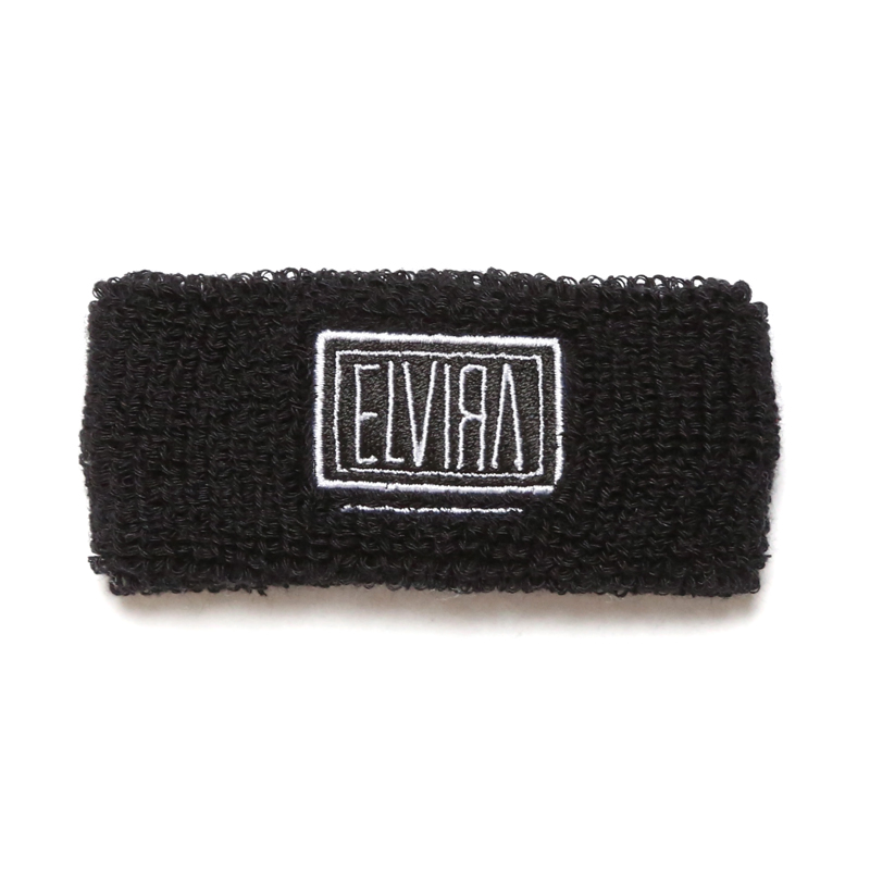 BOX WRISTBAND -BLACK-