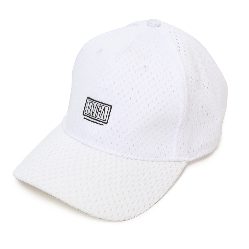 BOX ATHLETIC MESH CAP -WHITE-