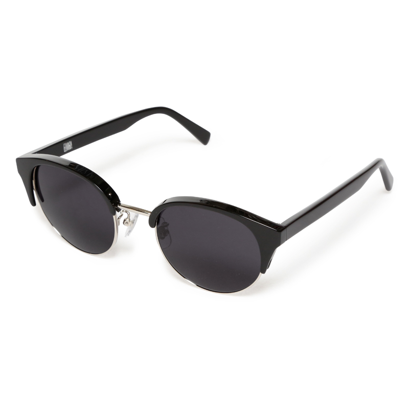 BLOW SUNGLASSES -BLACK-