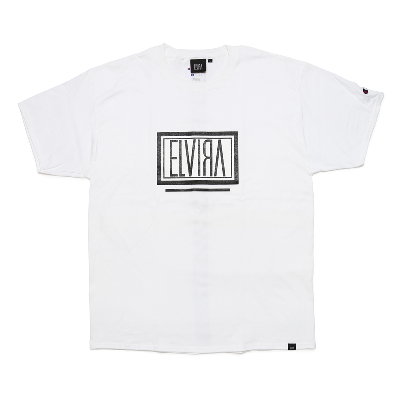 BOX T-SHIRT -WHITE-